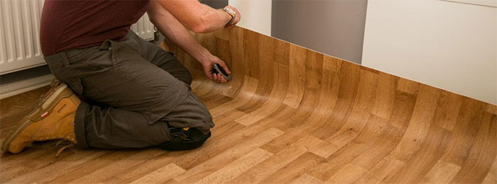 Cleaning Vinyl Flooring | Golden Maid