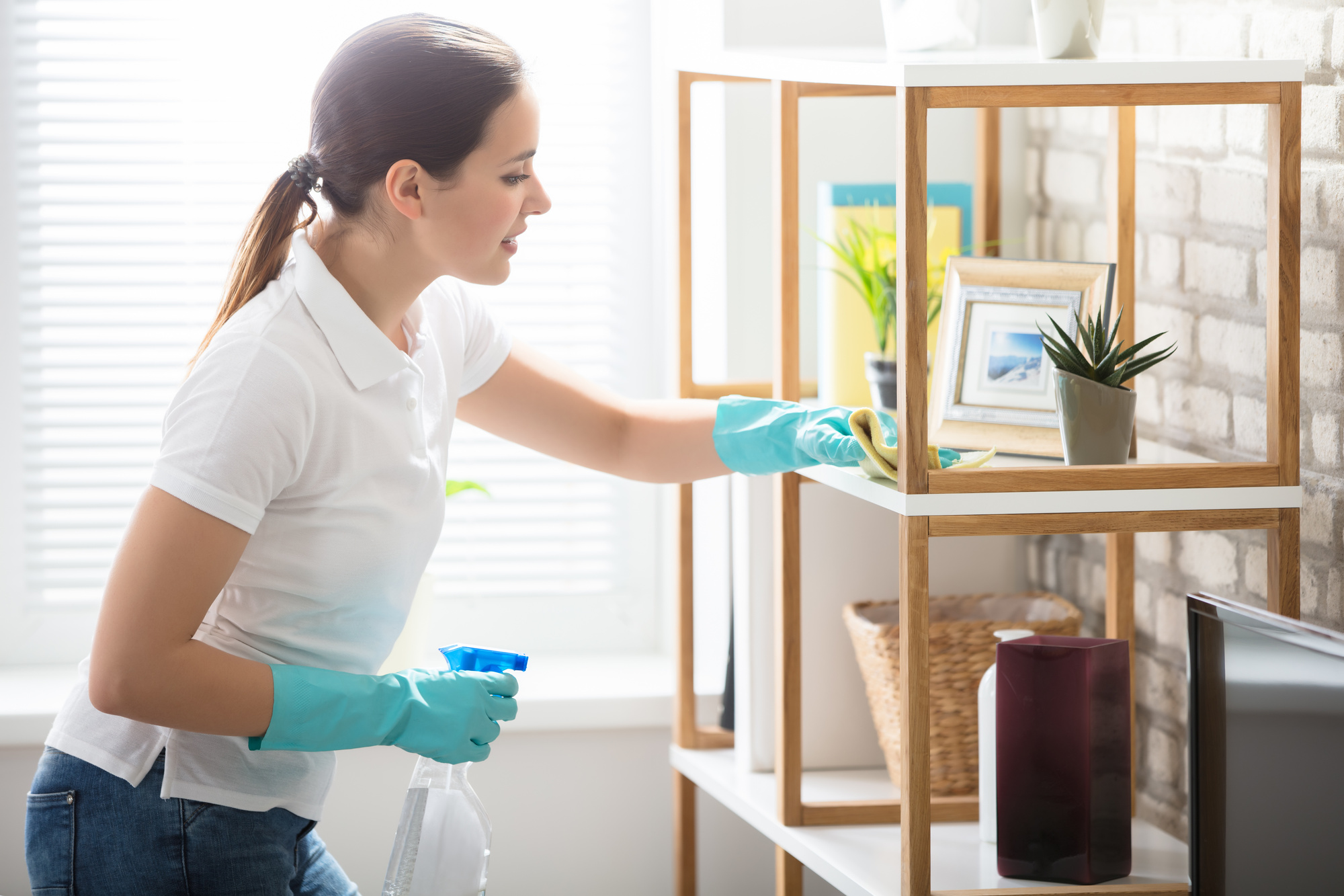 Green House Cleaning | Golden Maid
