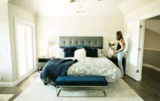 Top Bedroom Cleaning Tips
