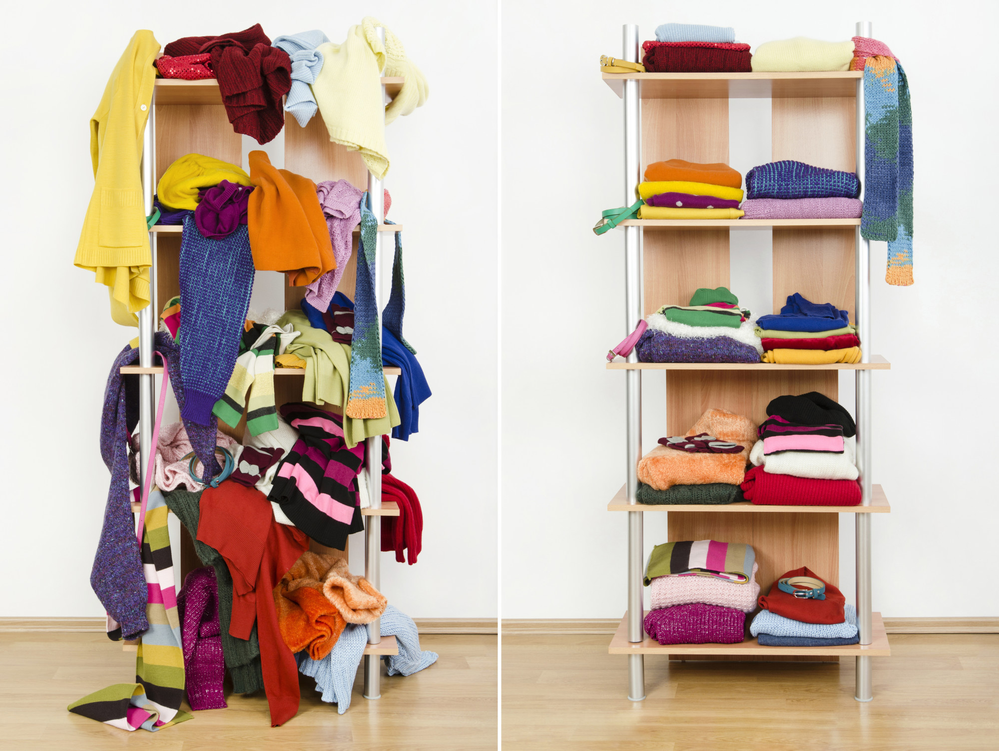 How to Declutter Your Home and Stay Organized
